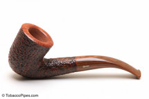 Savinelli Tundra Brownblast EX 611 Tobacco Pipe Left Side