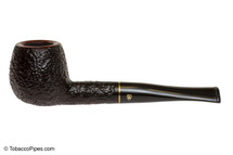 Savinelli Roma 207 Black Stem Tobacco Pipe Left Side