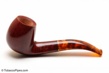 Savinelli Tortuga Smooth Briar 677 KS Tobacco Pipe Left Side