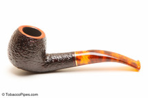 Savinelli Tortuga Rustic 626 Tobacco Pipe Left Side