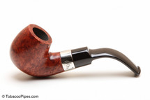 Peterson Aran 221 Tobacco Pipe Fishtail Left Side