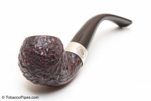 Peterson Donegal Rocky 03 Tobacco Pipe Fishtail Left Side