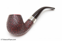 Peterson Donegal Rocky 68 Tobacco Pipe Fishtail Left Side