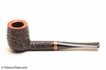 Savinelli Porto Cervo Rustic 128 Tobacco Pipe Left Side