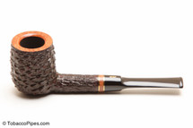 Savinelli Porto Cervo Rustic 114 KS Tobacco Pipe Left Side
