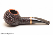 Savinelli Porto Cervo Rustic 320 KS Tobacco Pipe Left Side