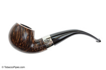 Peterson Aran 03 Tobacco Pipe Fishtail Left Side