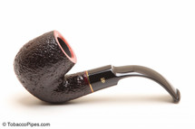 Savinelli Roma 614 Black Stem Tobacco Pipe Left Side