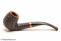 Savinelli Porto Cervo Rustic 602 Tobacco Pipe Left Side