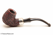 Peterson Standard Rustic 307 Tobacco Pipe PLIP Left Side