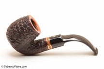 Savinelli Porto Cervo Rustic 614 Tobacco Pipe Left Side