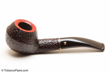 Savinelli Roma 673 KS Black Stem Tobacco Pipe Left Side
