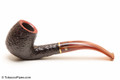 Savinelli Roma Rustic 602 Lucite Stem Tobacco Pipe Left Side