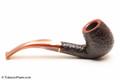 Savinelli Roma Rustic 602 Lucite Stem Tobacco Pipe Right Side