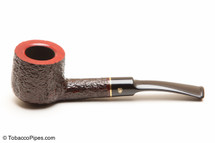 Savinelli Roma 122 Black Stem Tobacco Pipe Left Side