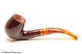 Savinelli Tortuga Smooth 602 Tobacco Pipe Left Side