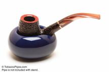 Savinelli Goccia 1 Pipe Ceramic Pipe Stand Blue