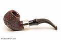 Peterson Standard Rustic 303 Tobacco Pipe Fishtail Left Side