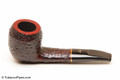 Savinelli Lolita Rustic Briar 03 Tobacco Pipe Left Side