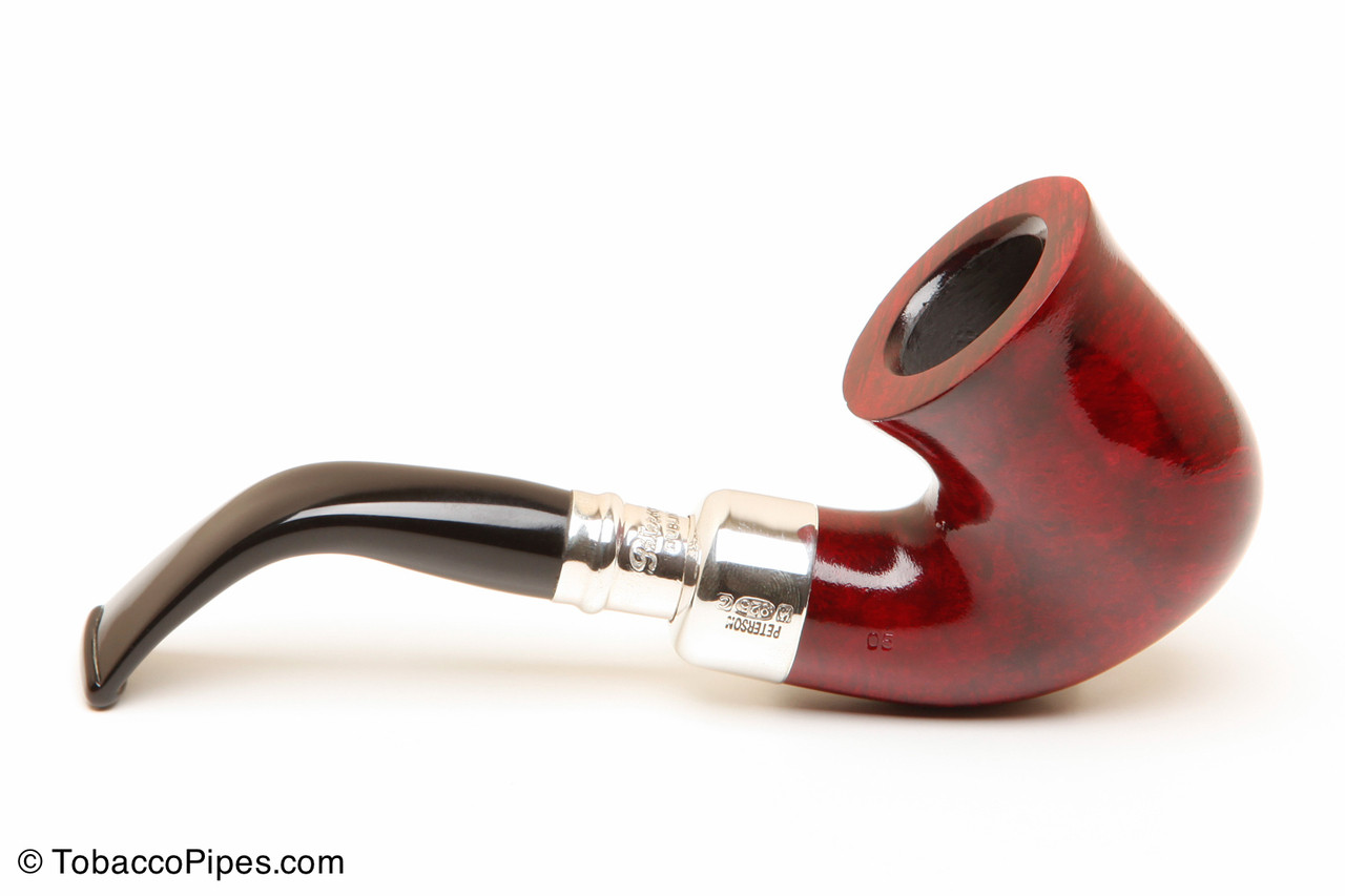 Peterson Spigot Pipes Red