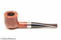 Peterson Aran 606 Tobacco Pipe Fishtail Left Side