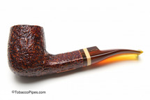 Brebbia Ninja Sabbiata 8311 Tobacco Pipe Left Side