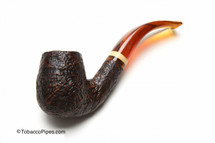 Brebbia Ninja Sabbiata 6002 Tobacco Pipe Left Side