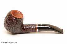 Savinelli Pocket Brownblast 626 Tobacco Pipe Left Side
