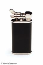 Kiribi Kabuto Black Matte Pipe Lighter Back