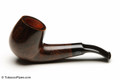 Chacom Punch GE01 Walnut Smooth Tobacco Pipe Left Side