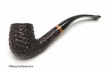 Savinelli Porto Cervo Rustic 606 Tobacco Pipe Left Side