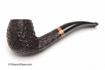 Savinelli Porto Cervo Rustic 677 Tobacco Pipe Left Side