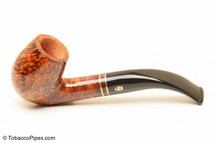 Chacom Club 42 Smooth Tobacco Pipe Left Side