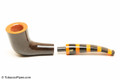 Chacom Maya 88 Smooth Tobacco Pipe Apart