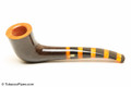 Chacom Maya 88 Smooth Tobacco Pipe Left Side