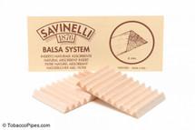 Savinelli Balsa Filters 20 Pack
