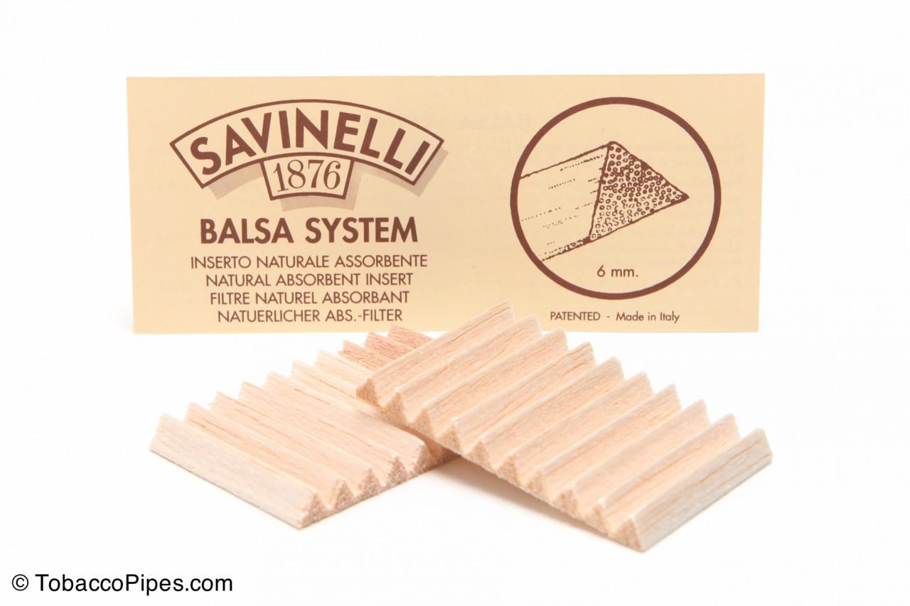 Buying a Savinelli balsa system