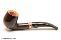 Chacom Champs Elysees 268 Smooth Tobacco Pipe Left Side