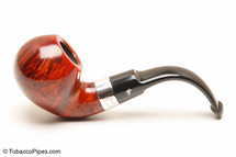 Peterson Sherlock Holmes Le Strade Smooth Tobacco Pipe PLIP Left Side