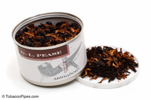 G. L. Pease Abingdon 2oz Pipe Tobacco Open