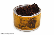 Captain Earle's Diamondhead 2oz Pipe Tobacco Open