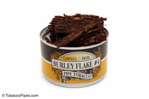 Cornell & Diehl Burley Flake #4 2oz Pipe Tobacco Open
