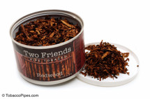 Two Friends Redwood 2oz Pipe Tobacco Open