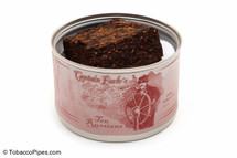 Captain Earle's Ten Russians 2oz Pipe Tobacco Open
