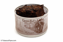 Captain Earle's Nightwatch 2oz Pipe Tobacco Open
