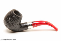 Peterson Dracula 68 Sandblast Fishtail Tobacco Pipe Left Side