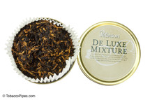 Peterson De Luxe Mixture Pipe Tobacco Unwrapped