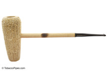 Missouri Meerschaum MacArthur 5 Star Straight Tobacco Pipe Left Side