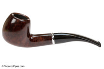 Savinelli Arcobaleno 626 Brown Tobacco Pipe - Smooth Left Side