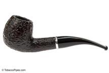 Savinelli Arcobaleno 626 Brown Tobacco Pipe - Rustic Left Side